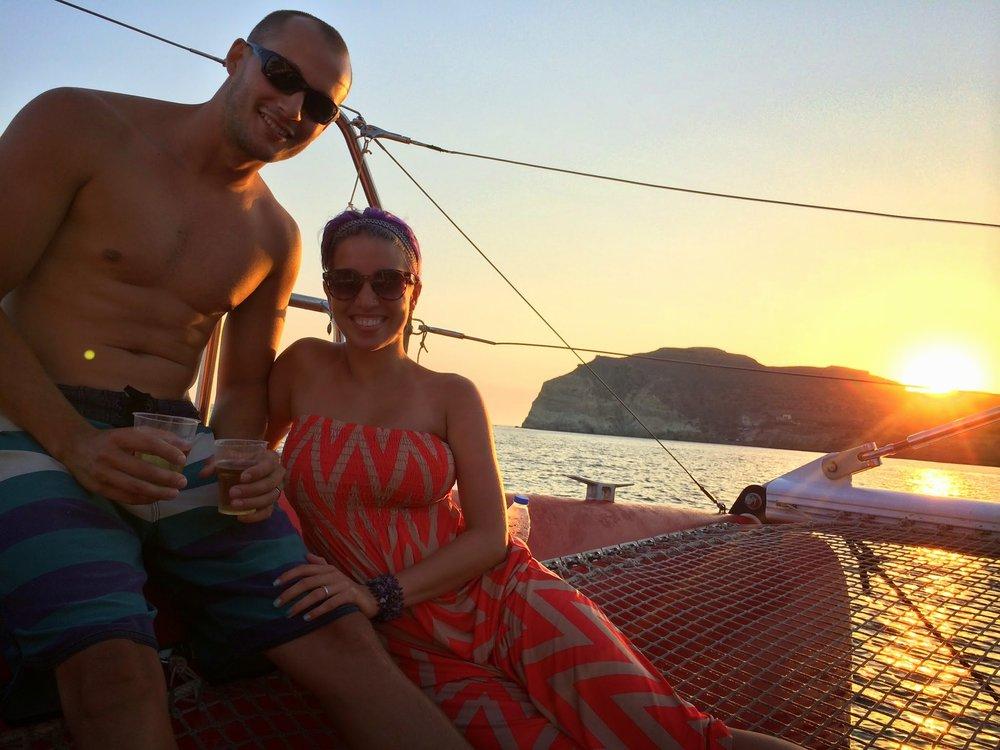 40 Standout Stops For A Complete Adventure In Santorini Greece Unique Dream Catcher Boat Santorini