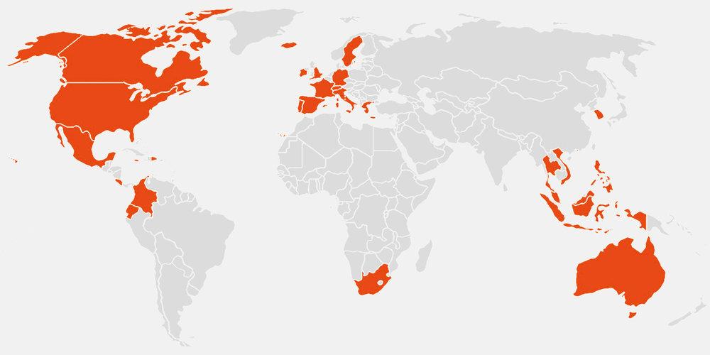 Goaltraveler_Countries