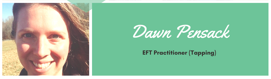 Dawn is a math teacher turned EFT practitioner who loves working with children and families to learn how to live a happier, healthier life.  She believes emotional understanding and management is a critical component of happiness and is excited to share EFT with the world.     EFT stands for emotional freedom techniques and is a fantastic tool to help us process and release negative emotions, which often helps us manage physical pain!