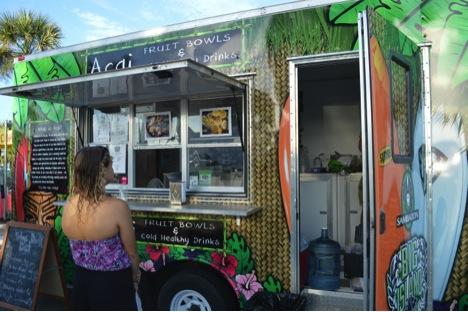 Food Truck Park St. Augustine Beach -