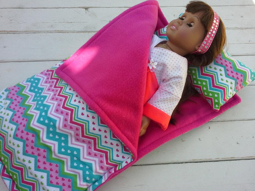 american girl doll sleeping bag.jpg