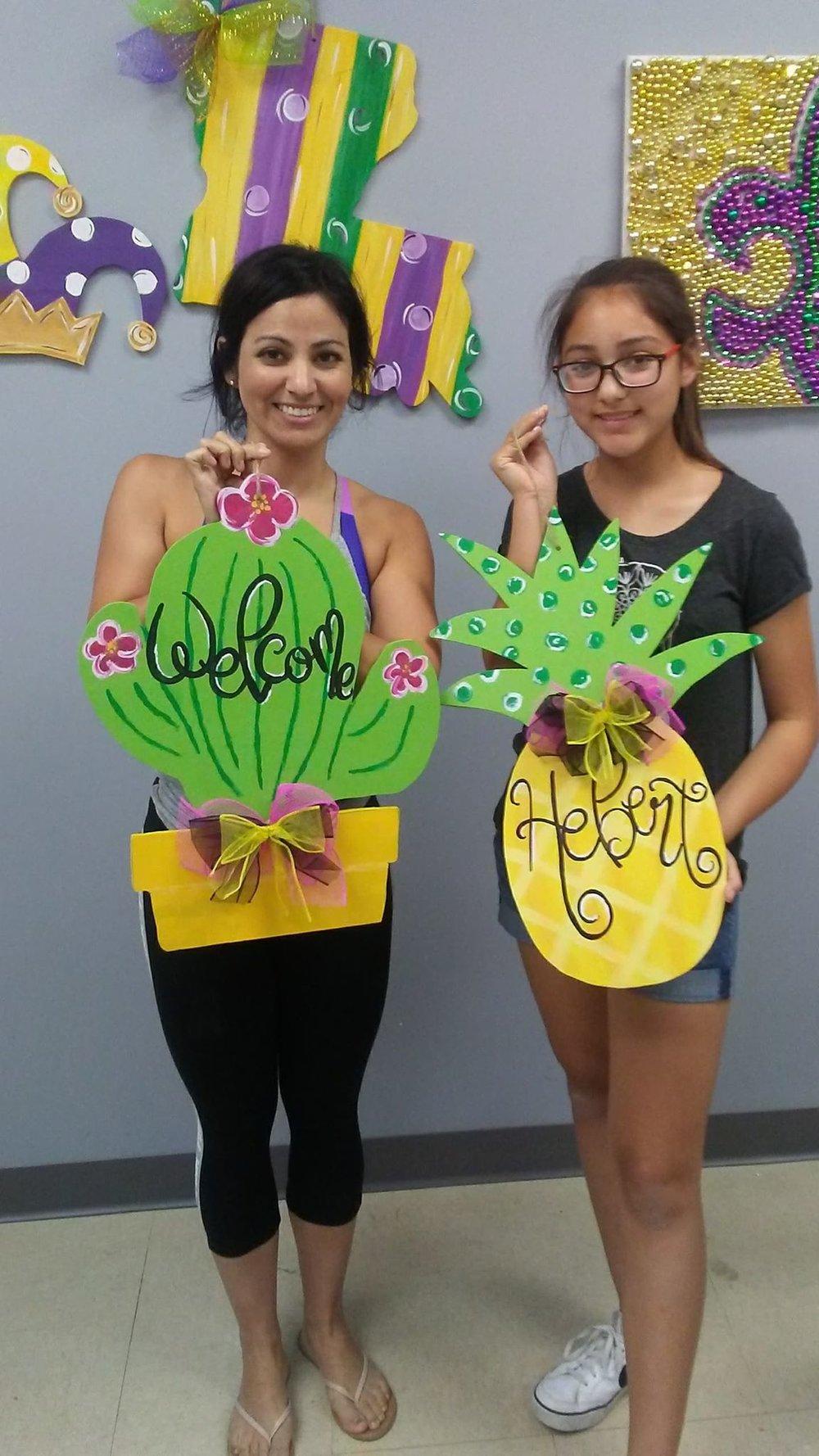door hangers pineapple cactus.jpg