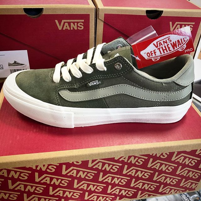 New Vans  Style 112 Pro  Green Leaf/Laurel Oak Now in stock.  Sizes 6-12 $59.99  #faithskatesupply