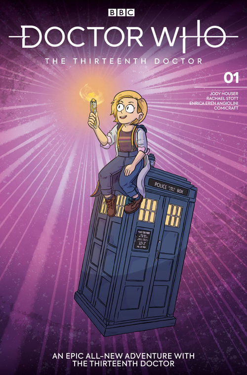 sarah graley doctor who the thirteenth doctor 1 variant cover