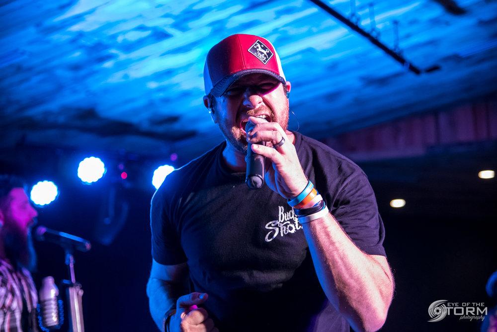 Buckshot - 2017-12-30 // Boathouse Live // Newport News, VA