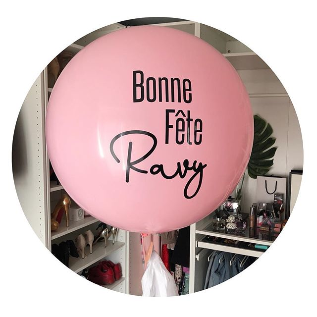 Bonne Fête Ravy 💞