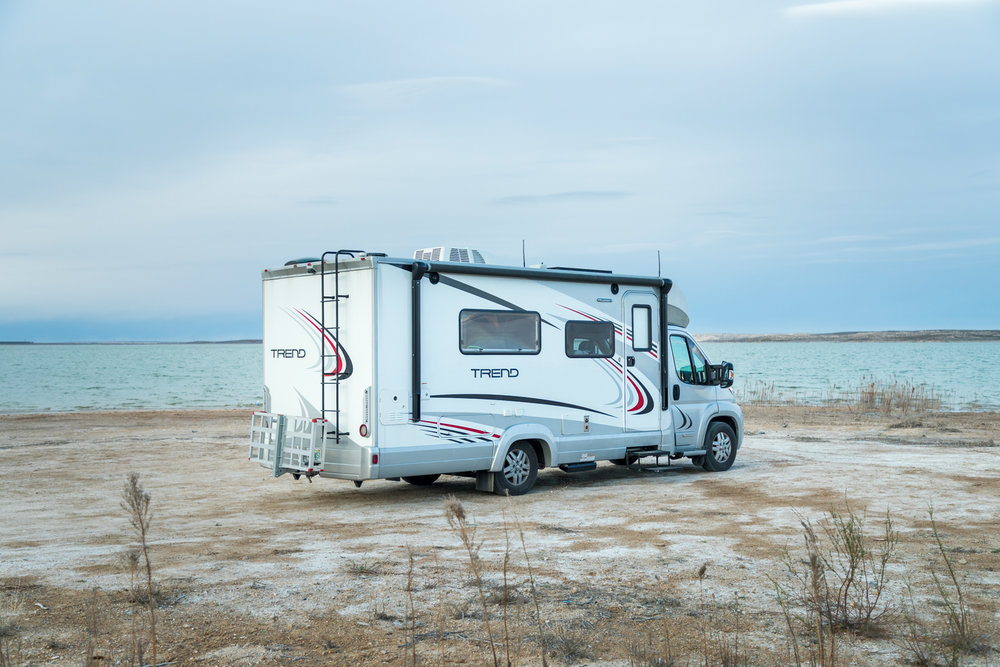 Our favorite boondocking spots are the ones that immerse us in nature and make us feel like we have the world to ourselves.