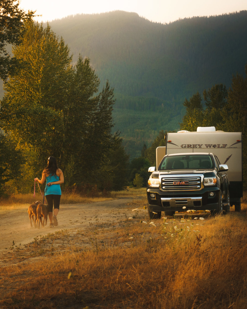 Some of our most epic boondocking spots were found using a combination of Campendium, Google Maps, the US Forest service website, and a healthy dose of curiosity.