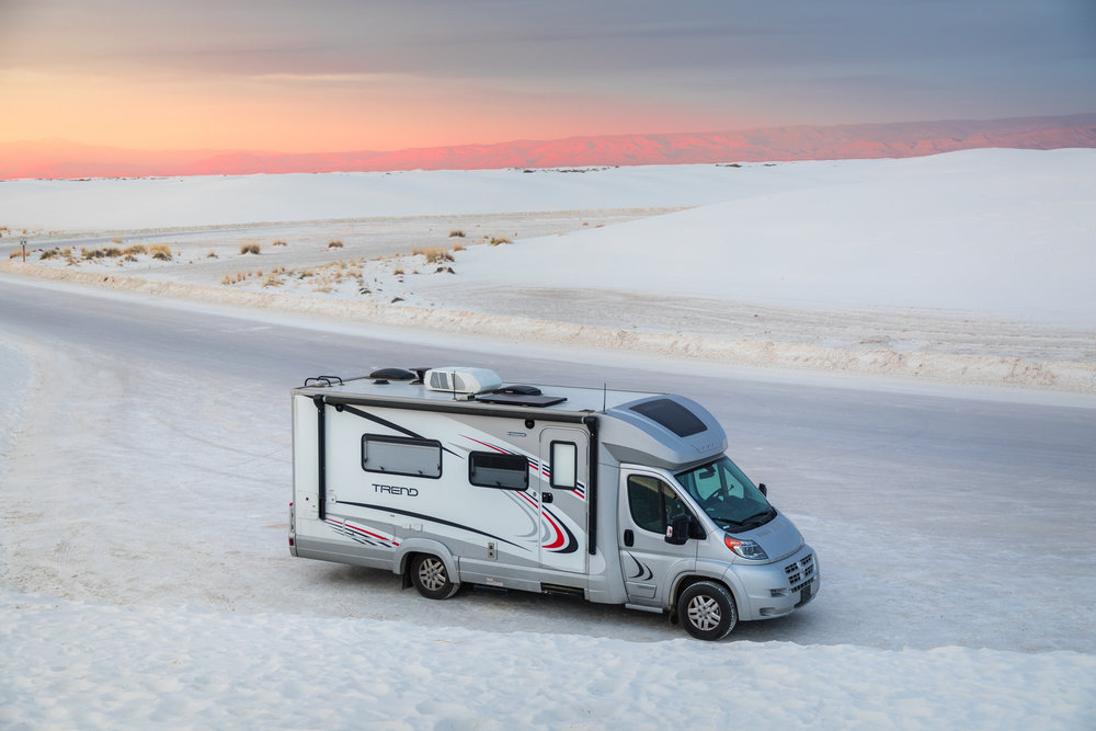 We finally made it to White Sands on our second trip to New Mexico.