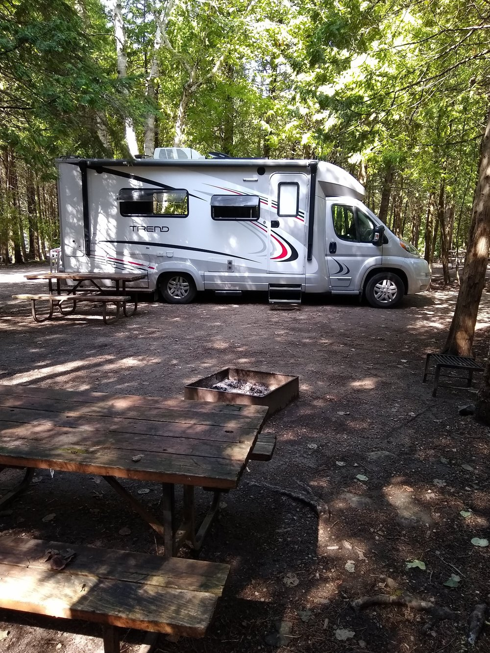 We've had zero problems with our Girard tankless water heater anytime we've been plugged in at a campsite. But, we've had a hard time with it providing hot water while boondocking.