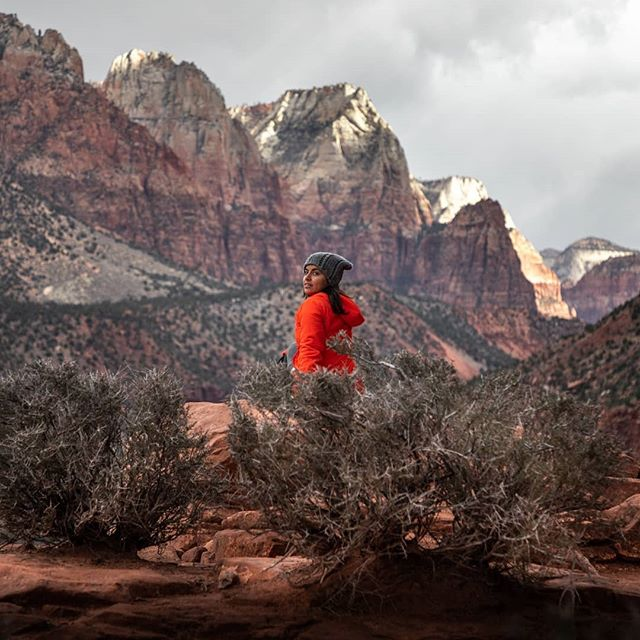 ✨Majestic Views of The Watchman✨ . Visiting @zionnps with our pals, @movingforwardadventures , was like a fairy-tale come true. The viewpoints along The Watchman Trail were truly mesmerizing. It got us thinking about the decisions we've made over the last few years that have led us on a path of travel, discovery, personal development, & more. . The motto we hold tight to is #KeepRoaming , meaning more than just literally moving along. Instead, we look at it as a metaphor for our lives to always be seeking, finding, learning, doing, building, striving, & so on. So, #Roamies , wherever you find yourself, in this moment or life in general, make sure to push through the obstacles. Don't let the momentary struggle stop you from persevering through the process. We all have our own path to blaze. Which is yours? . As always, enjoy the view & 'Keep Roaming' 😉 #LiveExploreSavor --- #roamingremodelers #rollingwiththeroamies #rvliving #rvlife #vanlife #vanlifediaries #wonderlustcollective #allaboutadventures #intentionalliving #lifestyledesign #travelersnotebook #travelalways #travelphotography #exploretocreate #exploremore #visitutah #nationalparkgeek #findyourpark #thecreatorclass #theimaged #earthofficial #earthpix @visitutah @utahunique @utahisrad