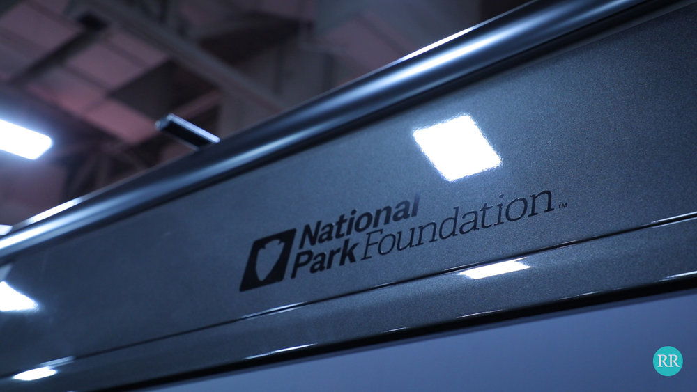 We're so excited to see an RV manufacturer partner with the National Park Foundation to support and fund our National Parks!