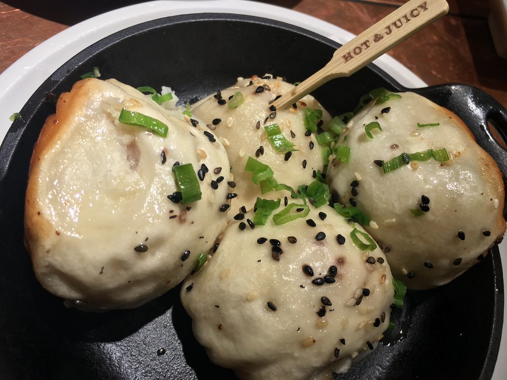 China Live's Sheng Jian Bao
