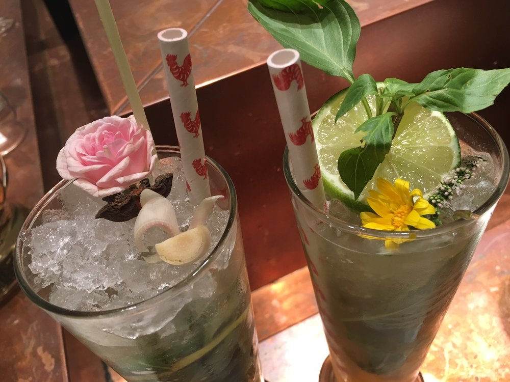 Cocktails and mocktails get equal love at China Live