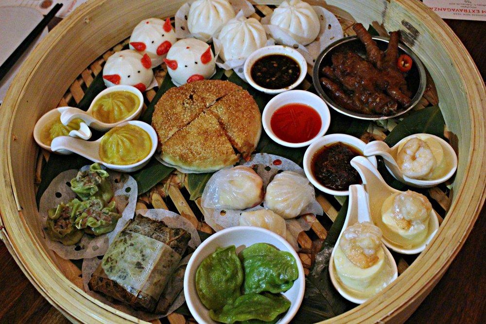 M.Y. China's Piggie Basket (TP)