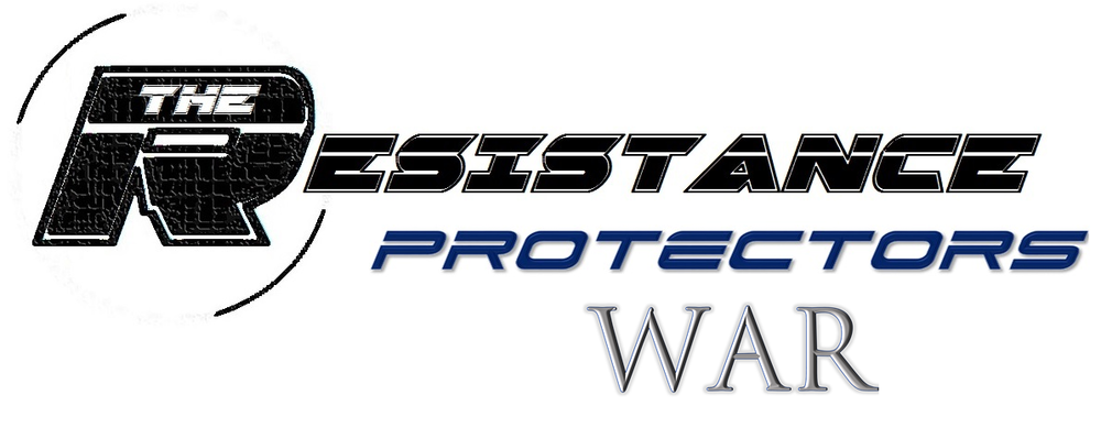 The Resistance-Protectors War White Logo.png