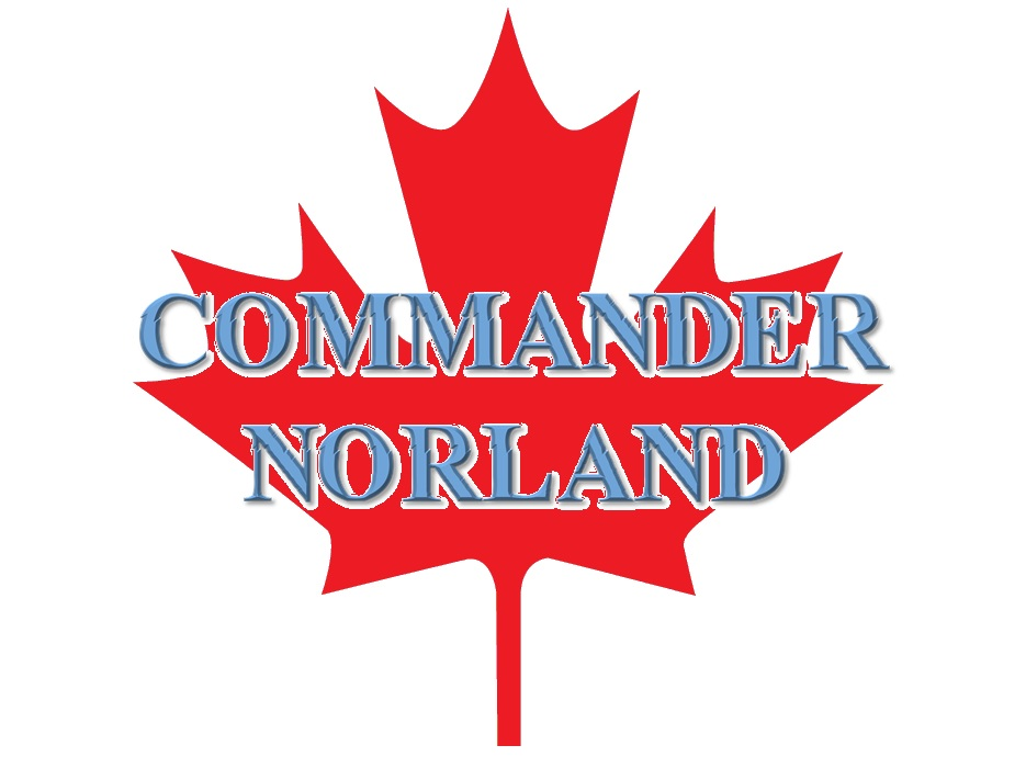COMMANDER NORLAND