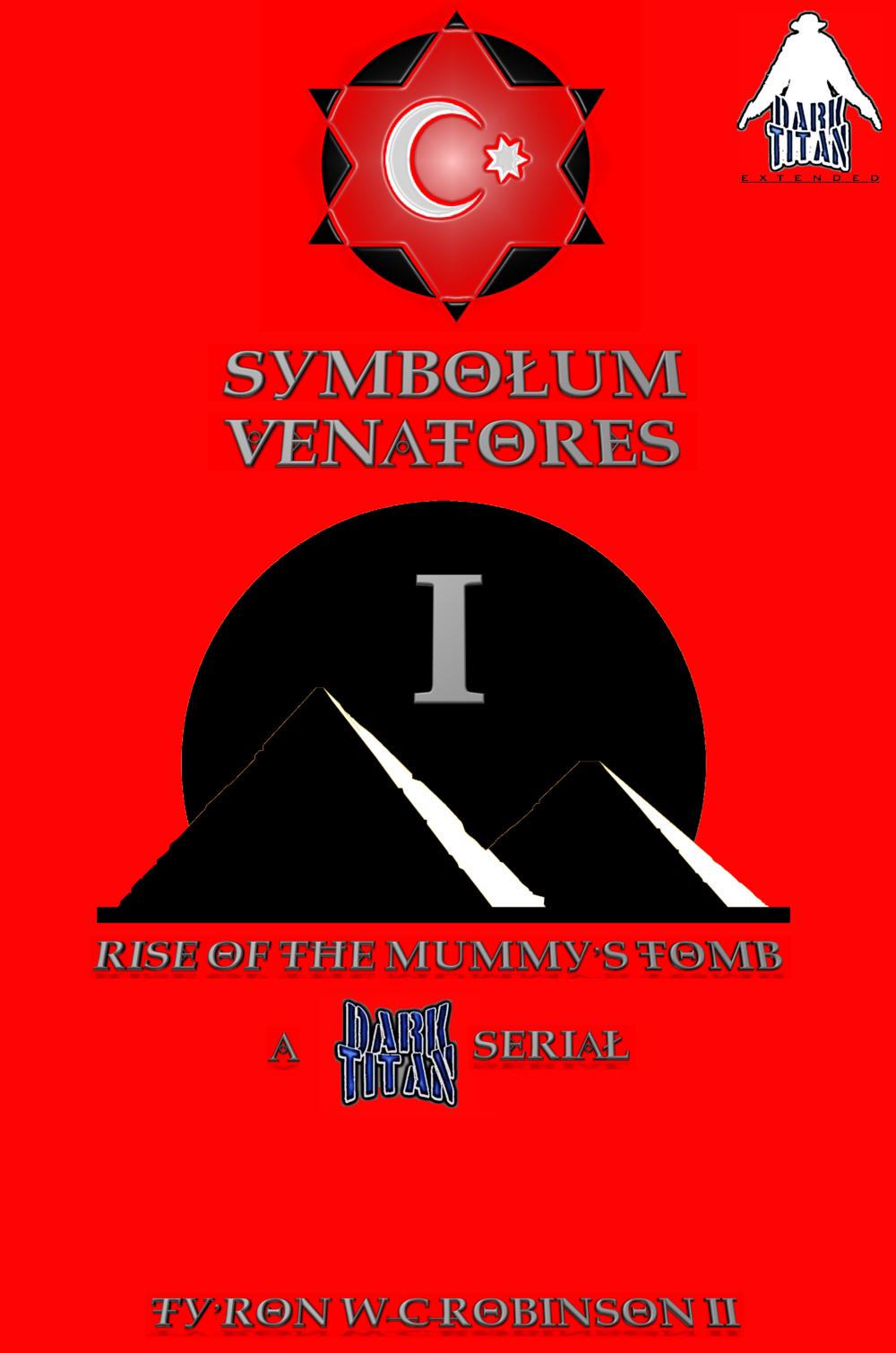 Symbolum Venatores - 1 Cover.png
