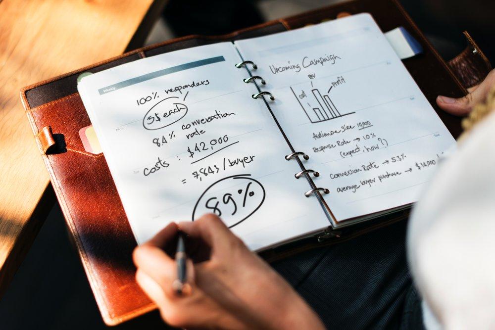 Influencer marketing planning