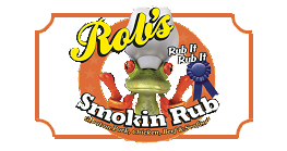 Rob's Smokin Rub