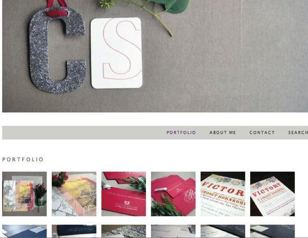 Winter Workshop - Online Portfolio - Sarah Moon