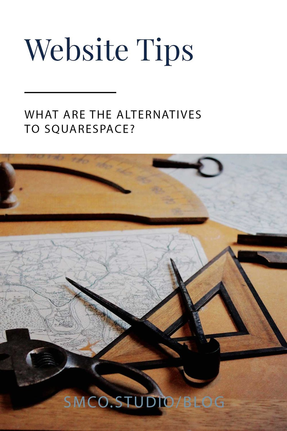 What are the best alternatives to Squarespace? Advice from Sarah Moon + Co.