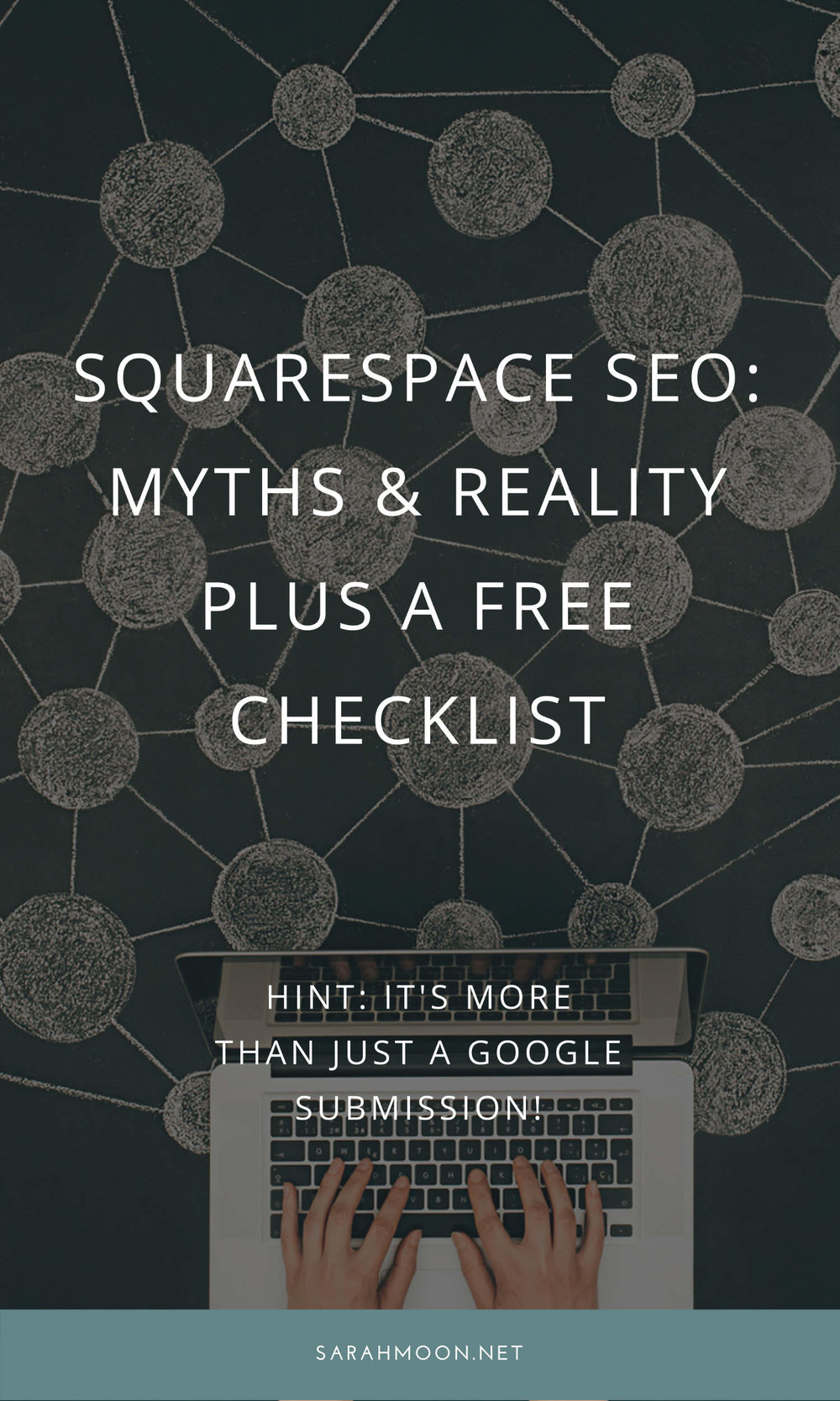 Squarespace SEO Checklist - Go Beyond Google (from Sarah Moon + Co)