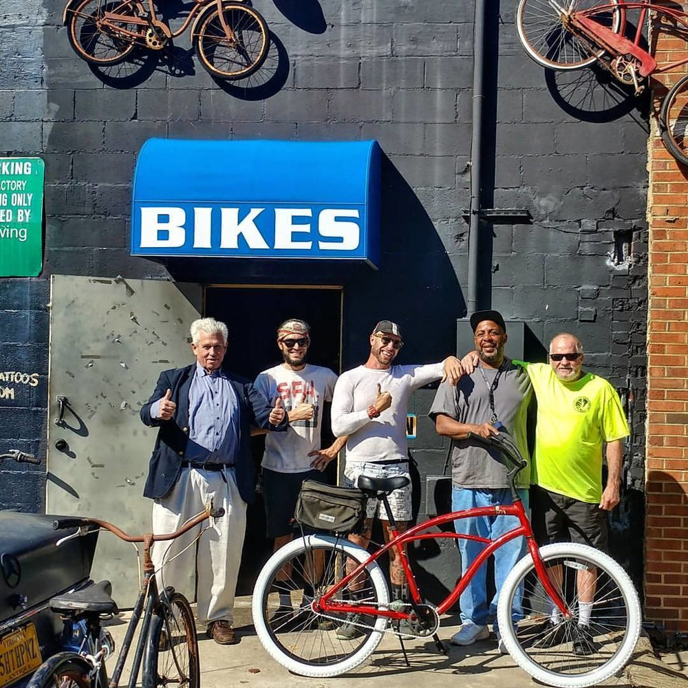 Have a heart, Share the Road, & Please slow down   Cycle-ogically change people's mindset about our connection to bikes in the community