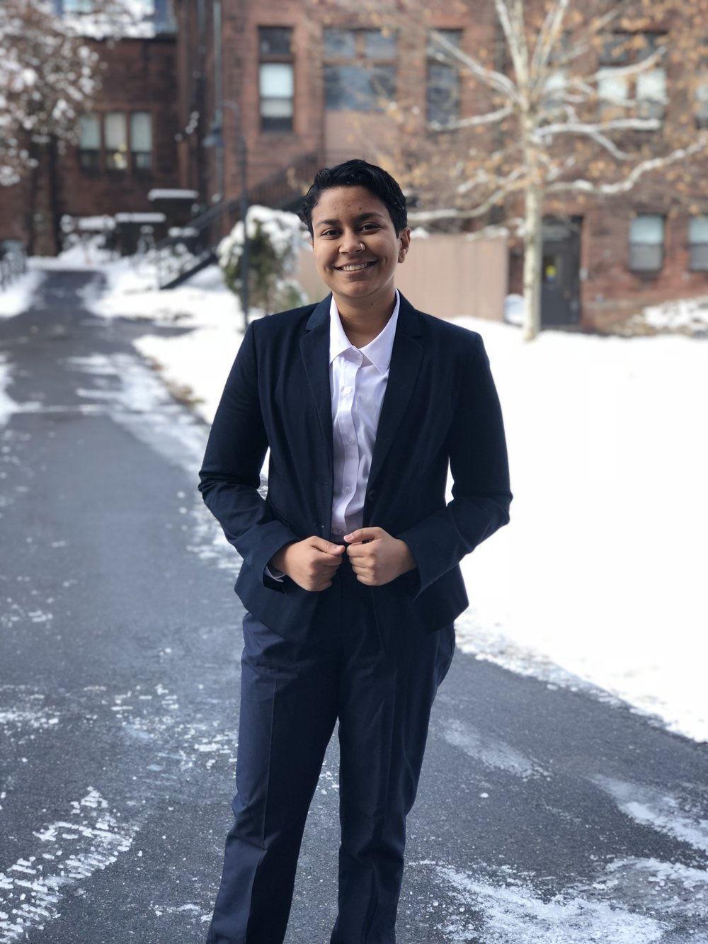 Jai Pemmaraju      | Committee Director  - Jai is a sophomore at Mount Holyoke and a double major in Spanish and History with a Pre-law track. Growing up, Harry Potter was (and still is) very dear to his heart. As a huge fan of the books and movies, Jai wanted to wield a wand and cast spells, but also embody the immense bravery he saw in the characters. Jai hopes this committee will serve as a magical experience... delegates can add twists and turns to their hearts' desire and ultimately decide the fate of the Wizarding World through diplomacy and deceit. After all, what is Harry Potter without mischief?   Email:    pemma22e@mtholyoke.edu