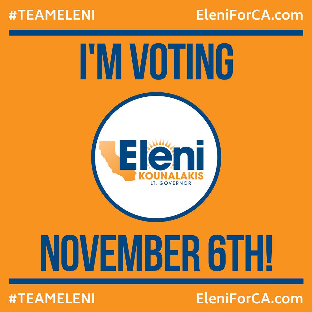 Social Share - I'm Voting Eleni Nov. 6 (2).jpg