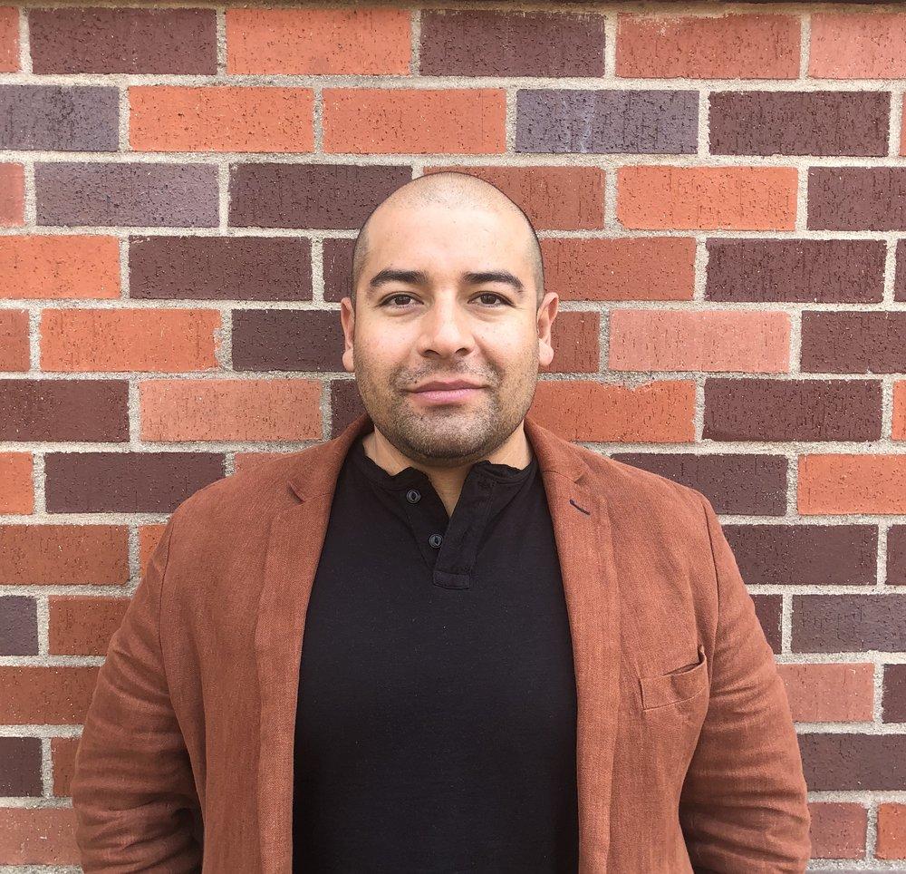 Omar De Gante - Vice-President External