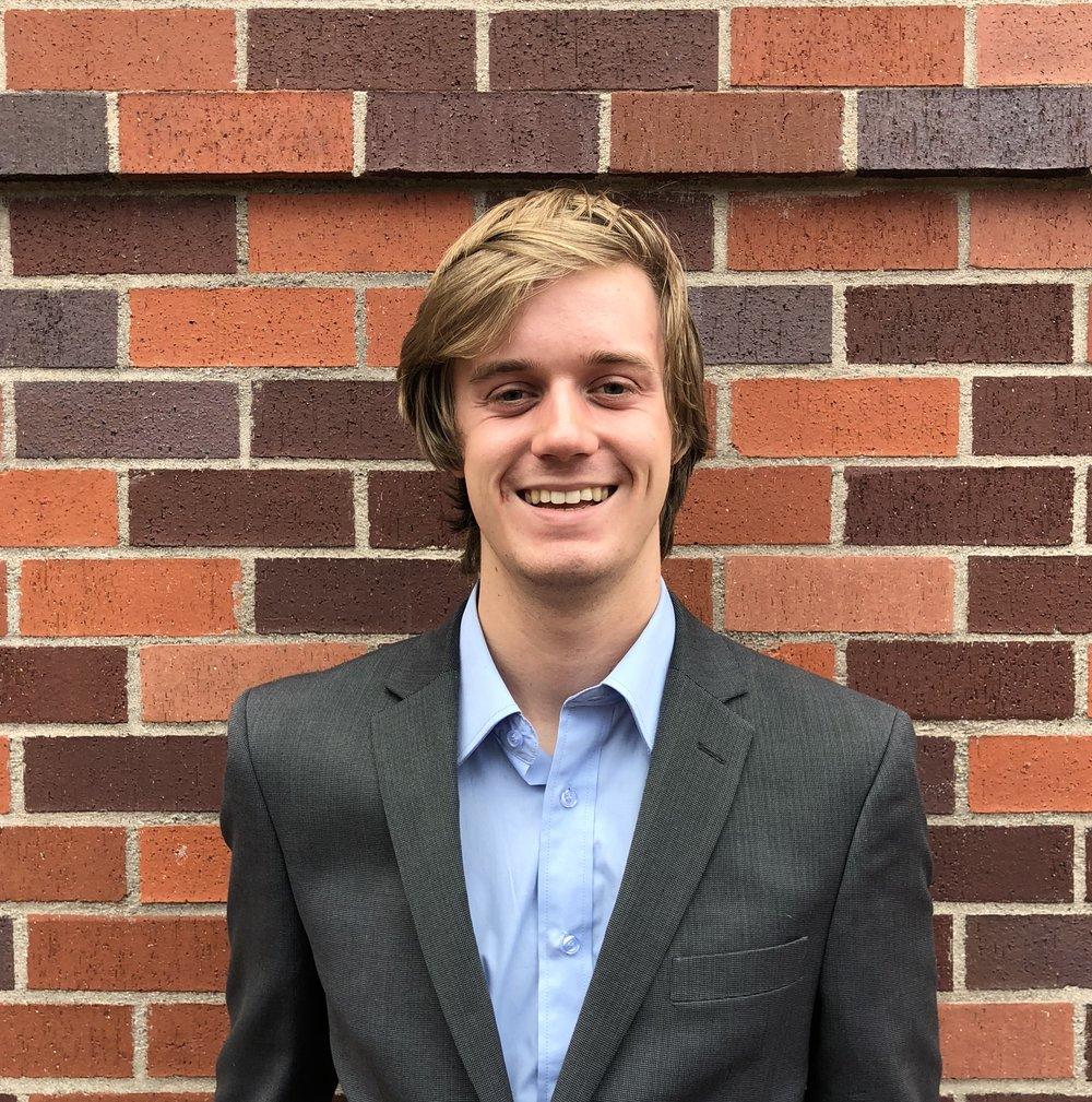 Dylan Chennault - Vice-President Internal