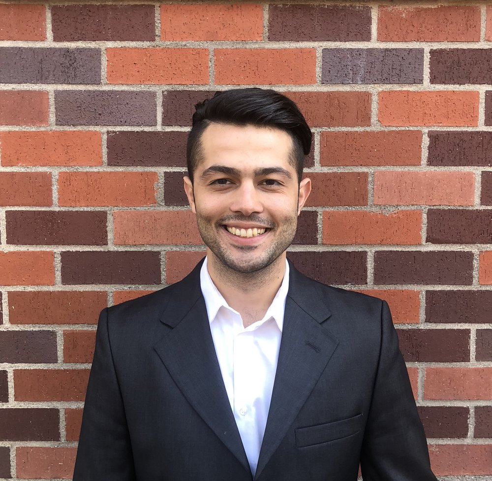 Tedrik Hayrapetian - Secretary
