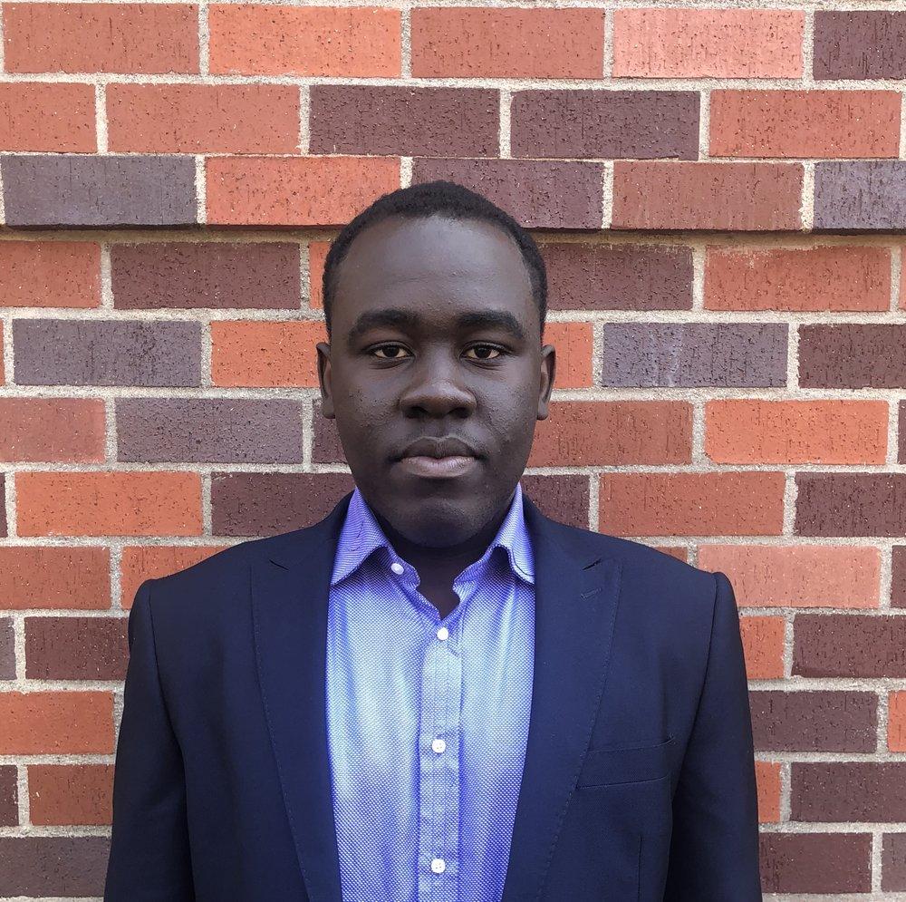 Kwabena Gyimah - Treasurer