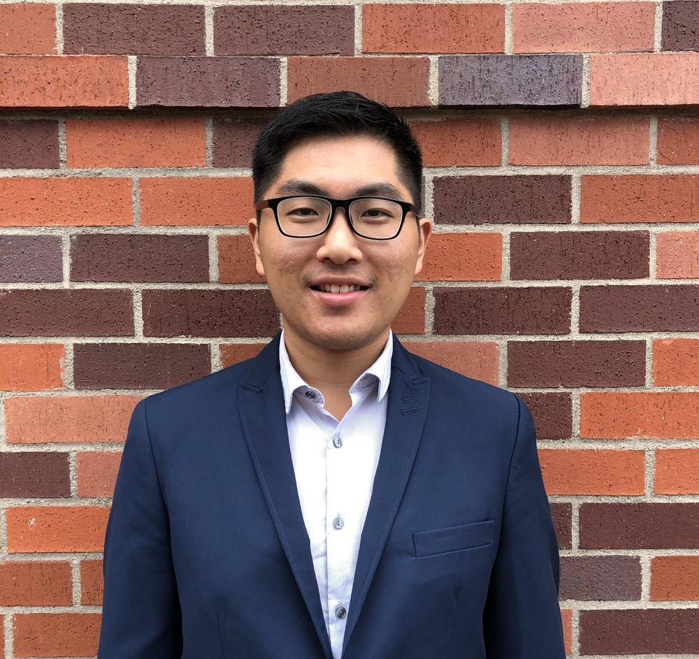 Bowen Zhang - Membership Chair