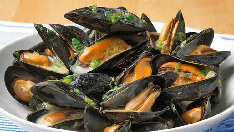 Mussels night