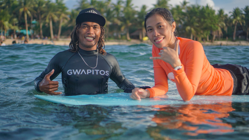 surf school - Wanna learn how to surf but don't know where to start? Check out our lessons, guiding, or daily and multi-day surf packages, in partnership with Siargao's oldest and most reputable surf school.
