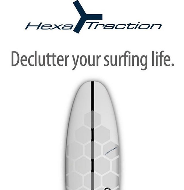 Now in stock.  Never use wax again with HexaTraction surfboard grips!  Just apply these little guys once and never worry about slipping off your board or forgetting to bring wax.  They're non abrasive too so they won't hurt or irritate your chest!  #fatlips #surfshop #siargao  #fatlipssurfshop #hexatraction
