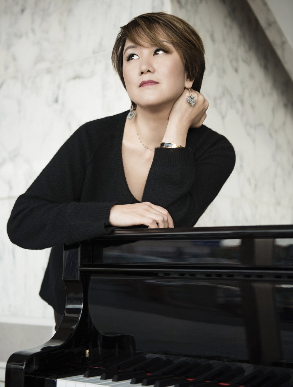 Klara Min - Pianist, Founder/Artistic director, New York Concert Artists & Associates