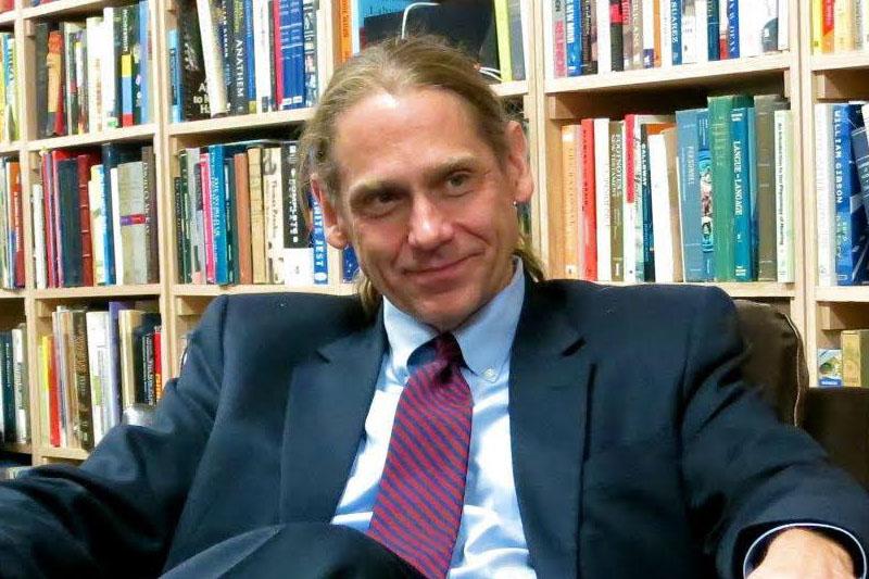 Dr. Glenn Cornett - Spectrum NYC; founder - Pastorus, LLC