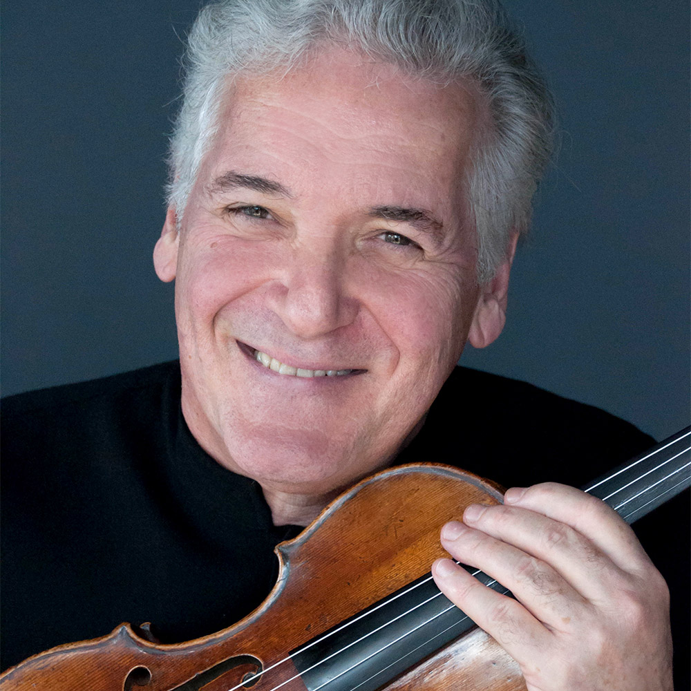 Pinchas Zukerman Photo by Cheryl Mazak