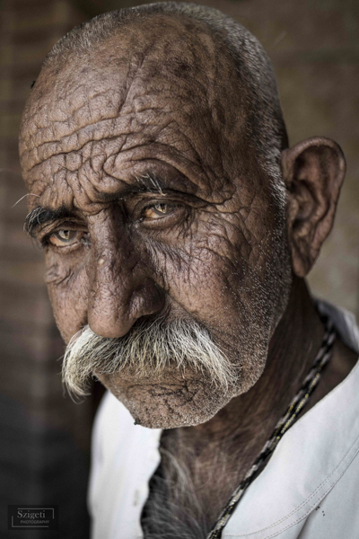 Portrait of Thar (2014 Thar Desert, India)