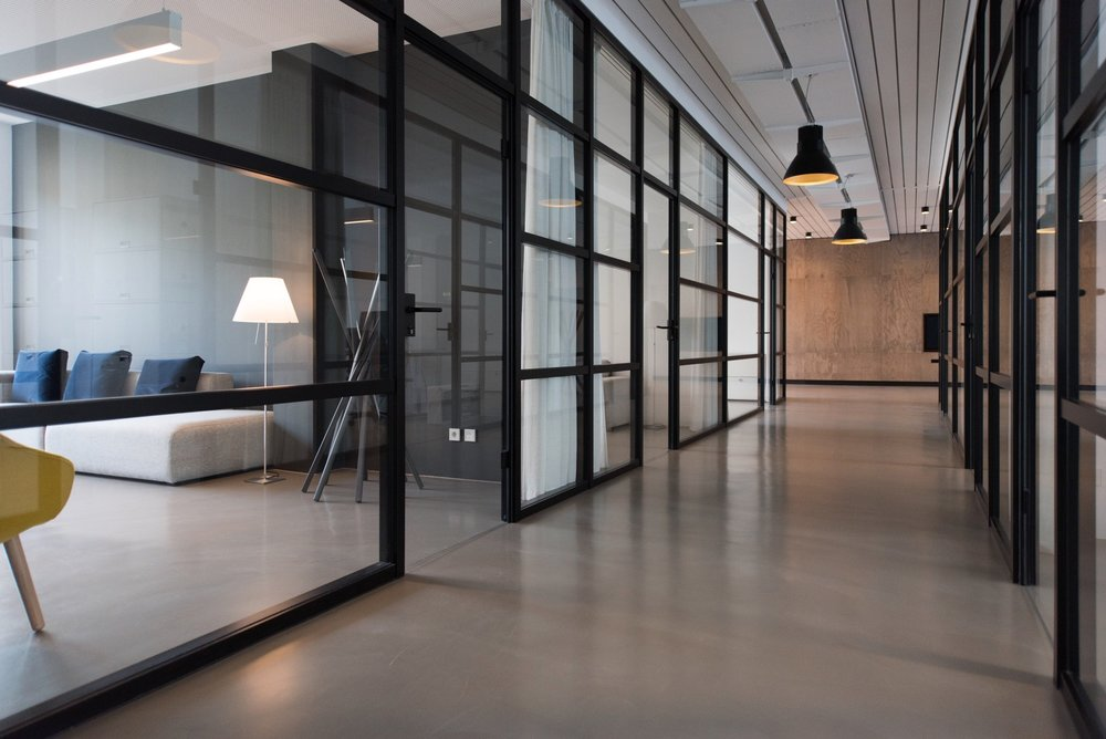 HAUSSPACE METHOD - We combine the brick's, bit's and behavior aspects and services to make your office a inspirational hub where people and work thrive.