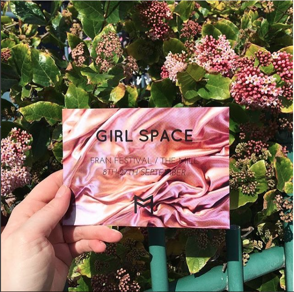 All Female Makers Market // Girl Space - The Mill, 10 September 2017