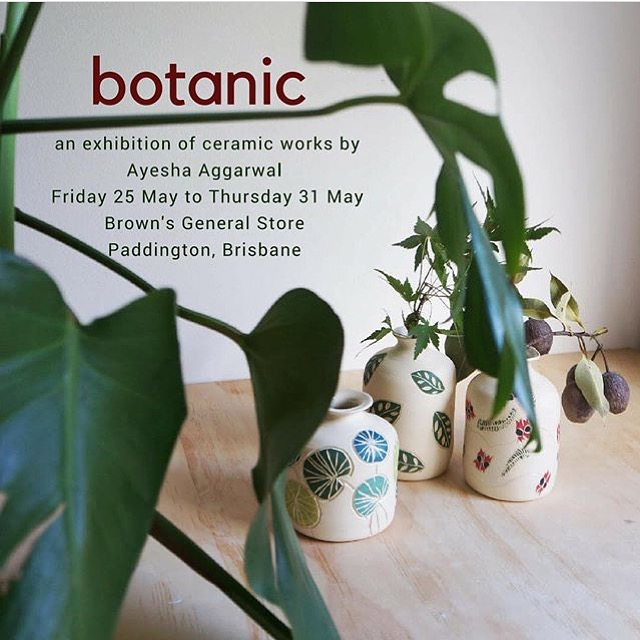 Botanic - Brown's General Store, 25 May 2018 to 31 May 2018