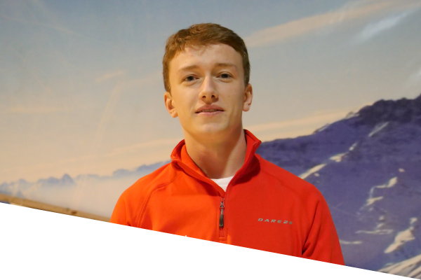 ski centre instructor eoin doyle