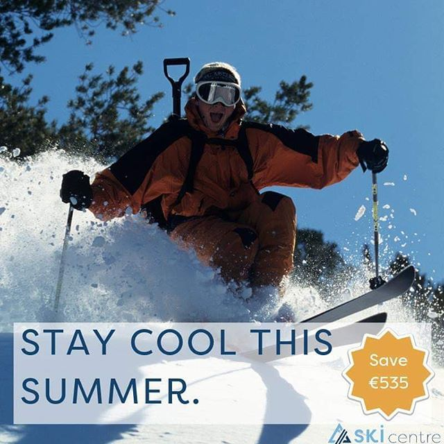 Want to hit the slopes each week this summer and save €535 on group skiing or snowboarding lessons? Make the most of this season with our special summer pass offer! T&Cs apply, see link in bio for more details⛰⛷🏂 #Ski #snowboarding #powder #skitouring #sports #irishfitfam #indoorskiing #dublinfitfam #freeski #fitness #freestyle #alpine #legday #snowsports
