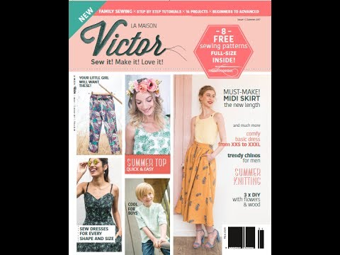 la maison victor issue 1 summer