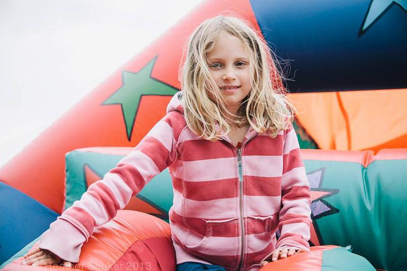 Partyfield Dorset childrens party bouncy castle 2.jpg