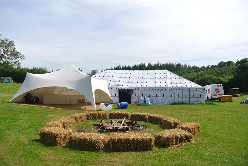 Partyfield Poole Dorset camping festival 5.JPG